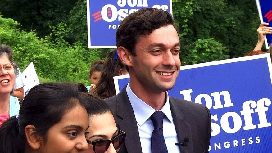 In Georgia's special House election, Democrat Jon Ossoff hopes to upset Republican Karen Handel. Early voting began May 30 in Georgia's 6th district.