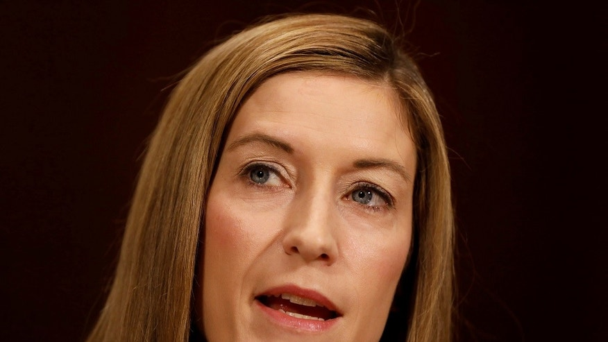 Rachel Brand is the No. 3 figure in the Department of Justice.