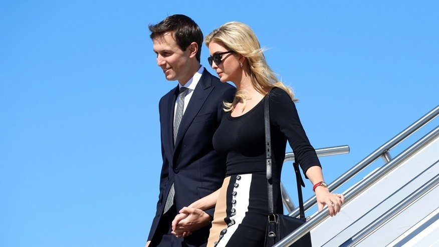 Ivanka Trump and Jared Kushner were invited to visit Beijing later this year, a White House official confirmed to Fox News. (Reuters)