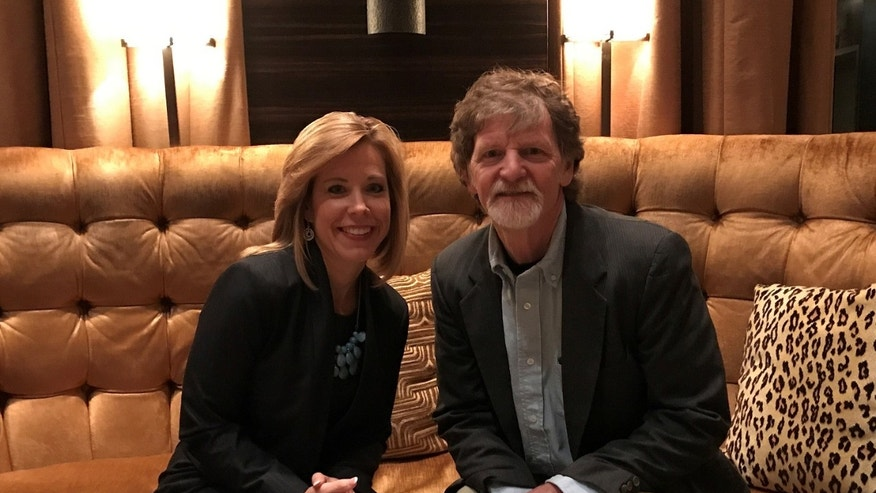 The U.S. Supreme Court agreed on Monday to decide whether Jack Phillips (right), the owner of a cakeshop in Colorado, discriminated against a gay couple when he refused to bake them a wedding cake. Phillips and his attorney, Kristen Waggoner (left), talked to Fox News about the harassment he's received in recent years.