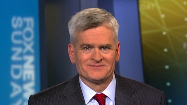 Bill Cassidy Fox News Sunday