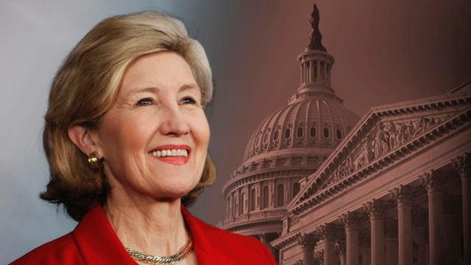 Kay Bailey Hutchison served in the U.S. Senate from 1993 to 2013.
