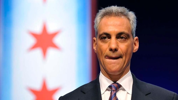 Rahm to sue Justice Department over sanctuary cities fund cut threat