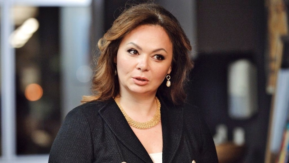 Russian attorney Natalia Veselnitskaya in Moscow, Russia on Nov. 8, 2016.