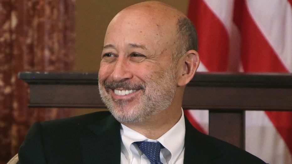 "Goldman Sachs CEO Lloyd Blankfein said ""Gary is very, very capable,"" and that ""there is nobody who has a better sense of markets."""