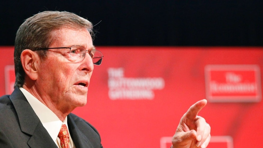Domenici dies on day of Public Policy Conference