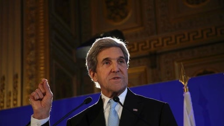 John Kerry doesn't rule out 2020 White House run