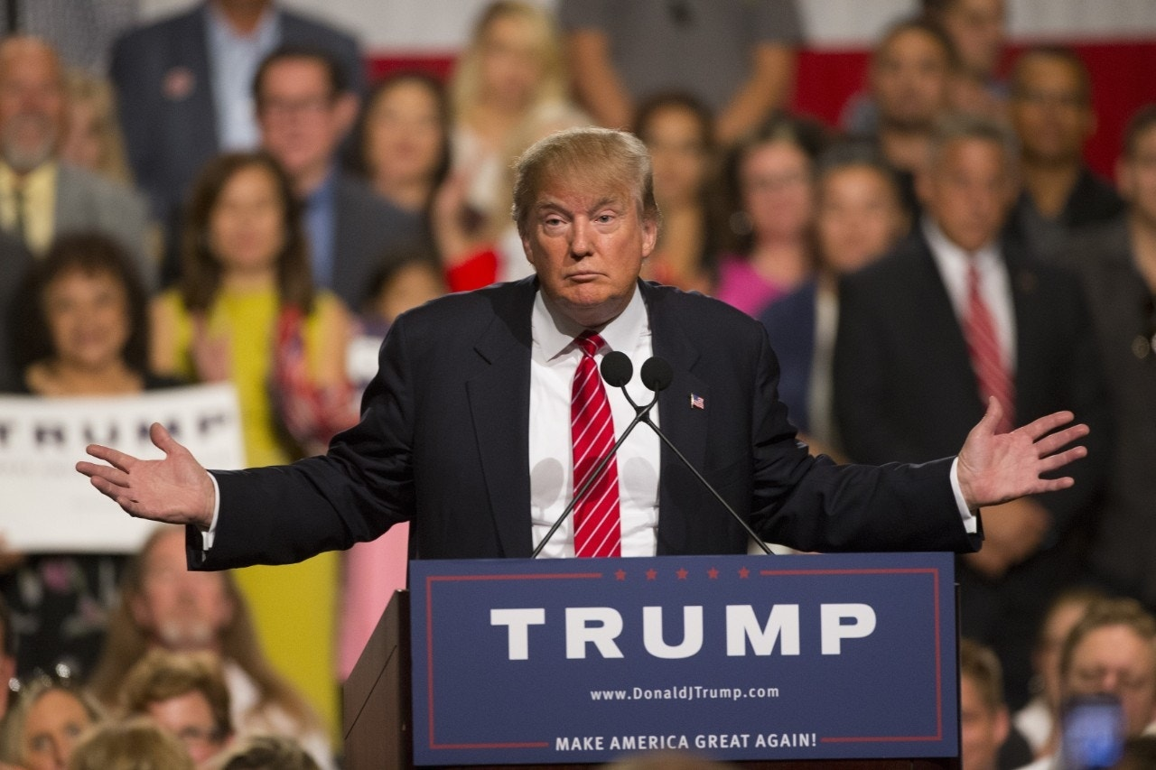 Trump's Phoenix rally to cost taxpayers $450G