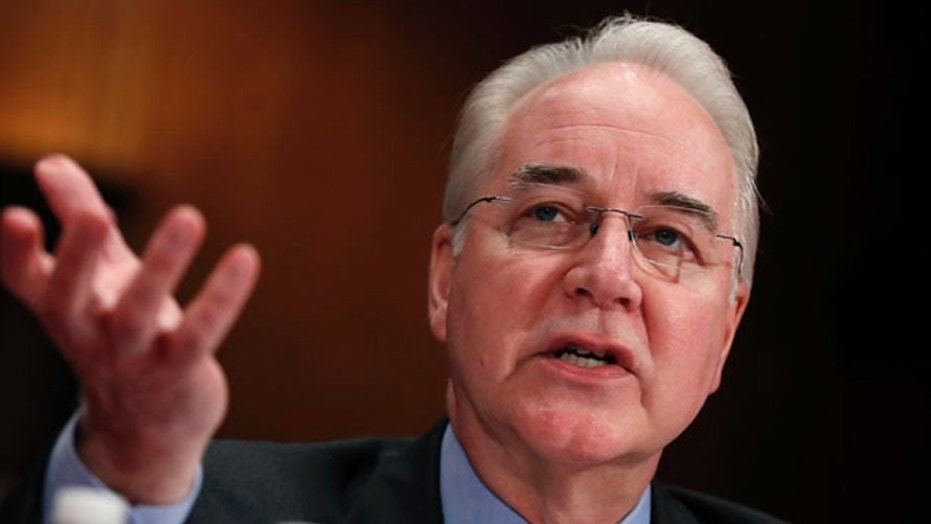 Tom Price resigned as HHS secretary on Friday, setting off a series of reactions.
