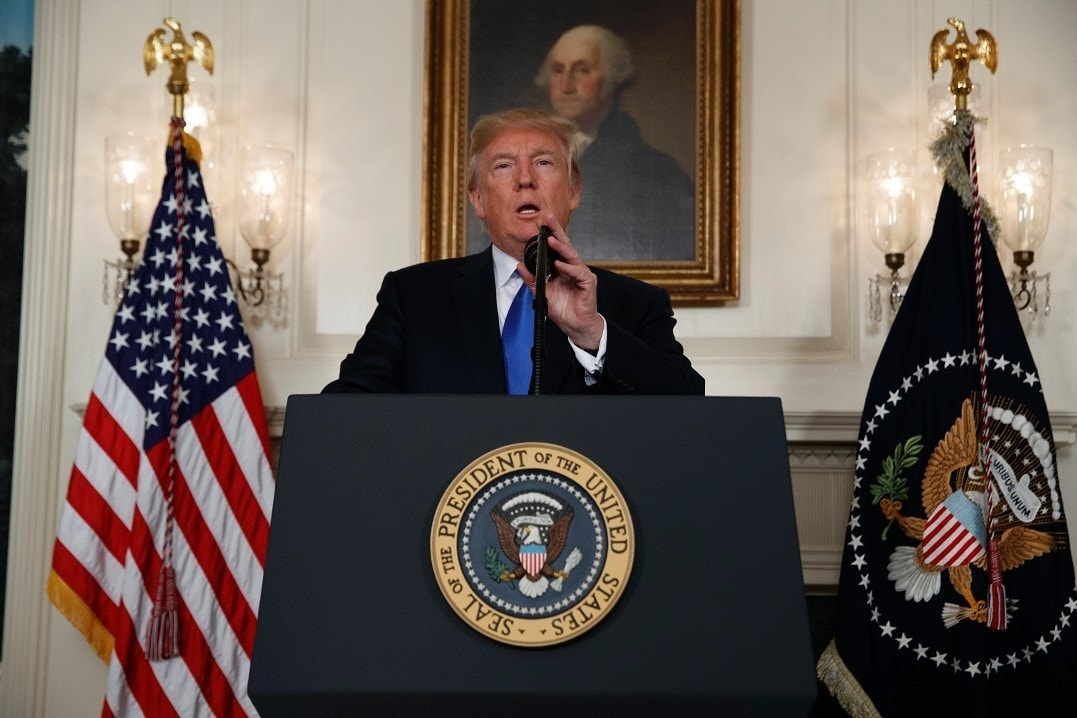 Trump decertifies Iran nuclear deal: Politicians react