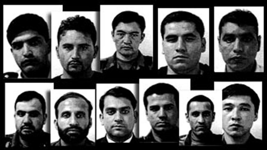These photos show some of the Afghan soldiers who have gone AWOL from US military bases in recent years