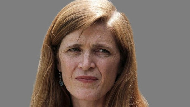 Samantha Power, President Obama's pick to be the next  US Ambassador to the United Nations.