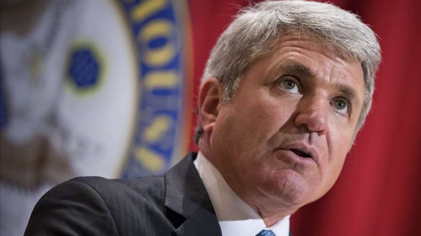 (Texas Rep. Mike McCaul, chair of the House Homeland Security Committee, called for an end to the 'diversity' visa program)