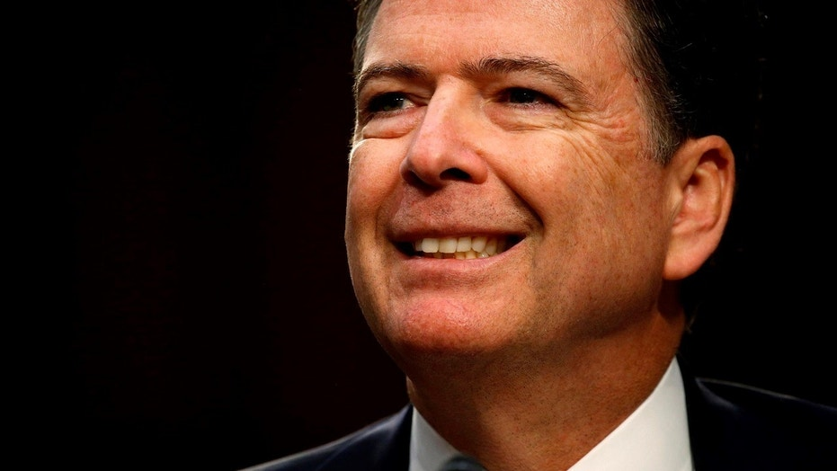 Early James Comey Memo Draft Accused Hillary Clinton of Breaking the Law
