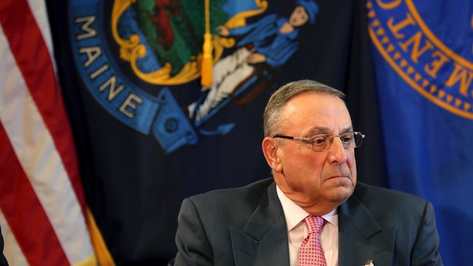 Maine Gov. Paul LePage says he will not move to expand Medicaid in the state without a plan from lawmakers to pay for it.