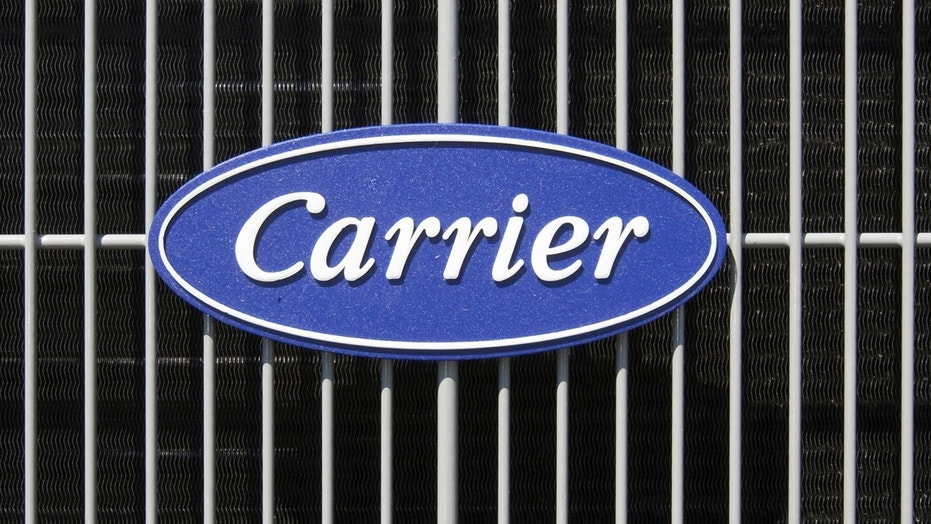 FILE: Shortly after President Trump's election, Carrier announced that it had reached a deal with the then president-elect to keep approximately 1,070 jobs in Indianapolis for 10 years in exchange for up to $7 million in various incentives.