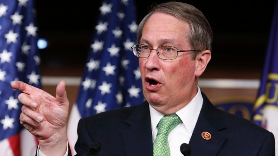 House Judiciary Committee Chairman Bob Goodlatte, R-Va., on Capitol Hill, in Washington, D.C.