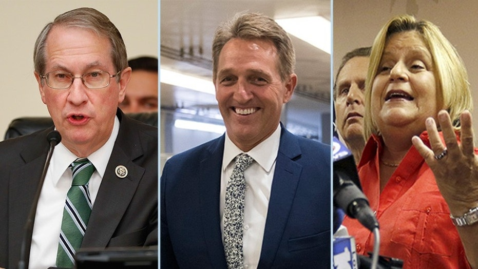 Rep. Bob Goodlatte of Virginia, Rep. Ileana Ros-Lehtinen of Florida and Sen. Jeff Flake of Arizona have all announced plans to retire at the end of this Congress.