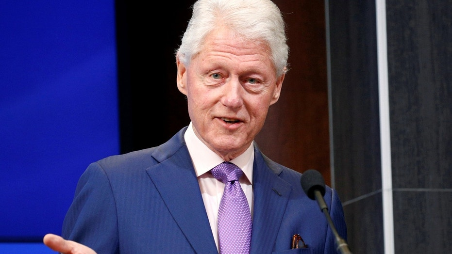 FILE: Former presidents, like Bill Clinton, have made fortunes giving speeches and writing books. The House wants to cut back on their government-sponsored pensions.