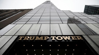 The West facing side of Trump Tower on 5th Avenue in New York City is seen April 26, 2017. Picture Taken April 26, 2017. REUTERS/Mike Segar - RC1CCC2E4CB0