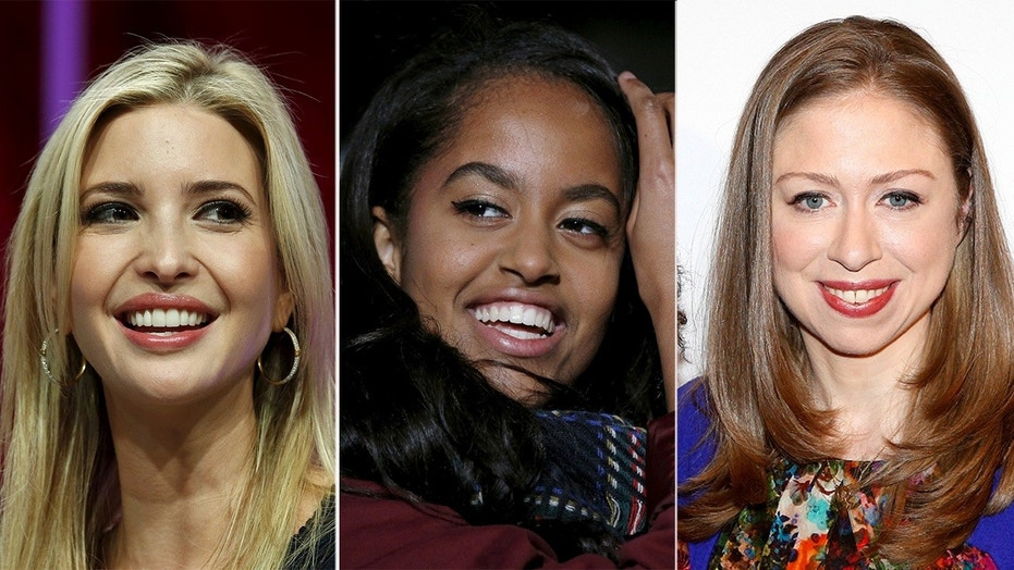 First daughters Ivanka Trump and Chelsea Clinton came to the defense of Malia Obama.