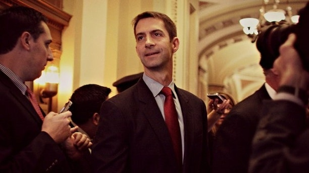 Tom Cotton AP