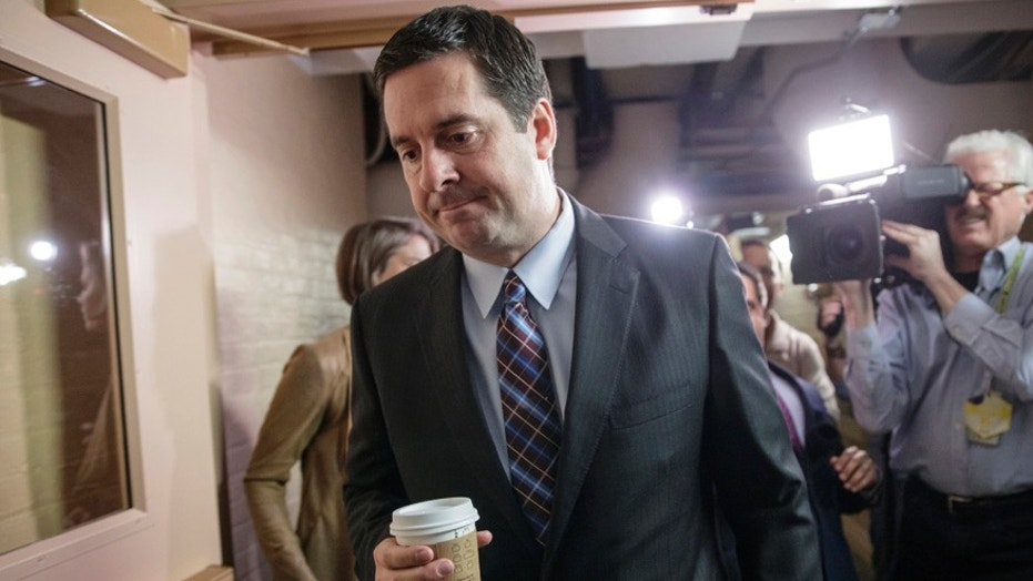 House Ethics Committee closes probe of Intel Chairman Devin Nunes