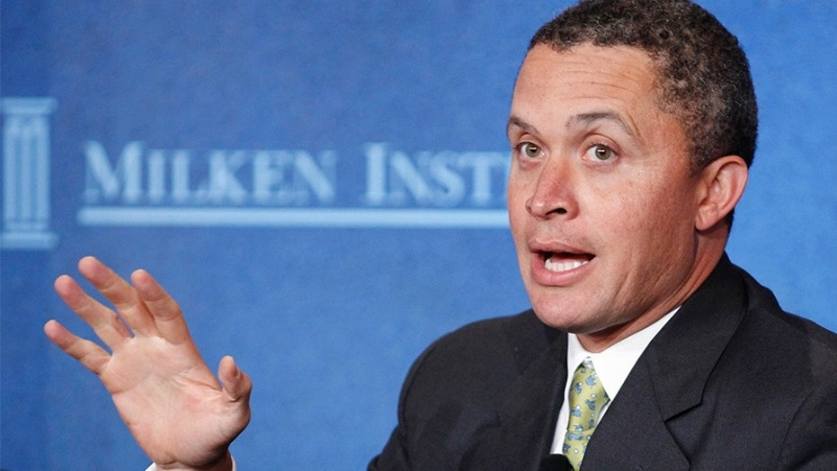 Former Dem rep fired by Morgan Stanley denies harassment allegations