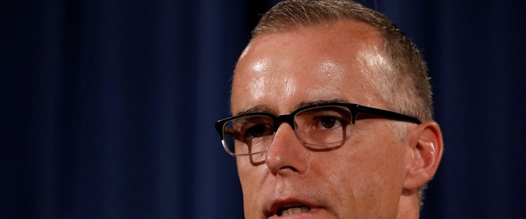 FBI's McCabe to testify before intel committee next week after 'scheduling error': sources