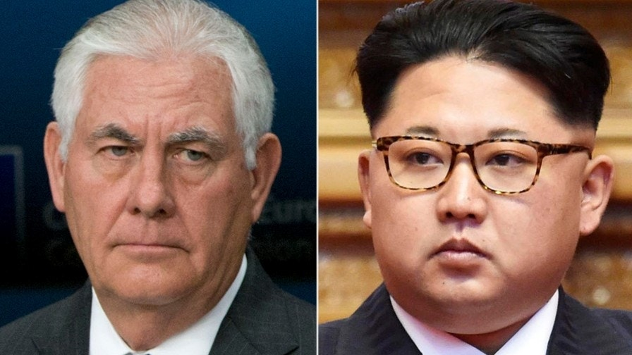 US ready to talk any time North Korea wants, Tillerson says