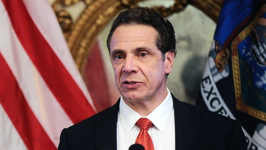 Gov. Andrew M. Cuomo: Reporter's question a 'disservice' to women