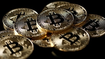 A collection of Bitcoin (virtual currency) tokens are displayed in this picture illustration taken December 8, 2017. REUTERS/Benoit Tessier/Illustration - RC1C93CBDB30