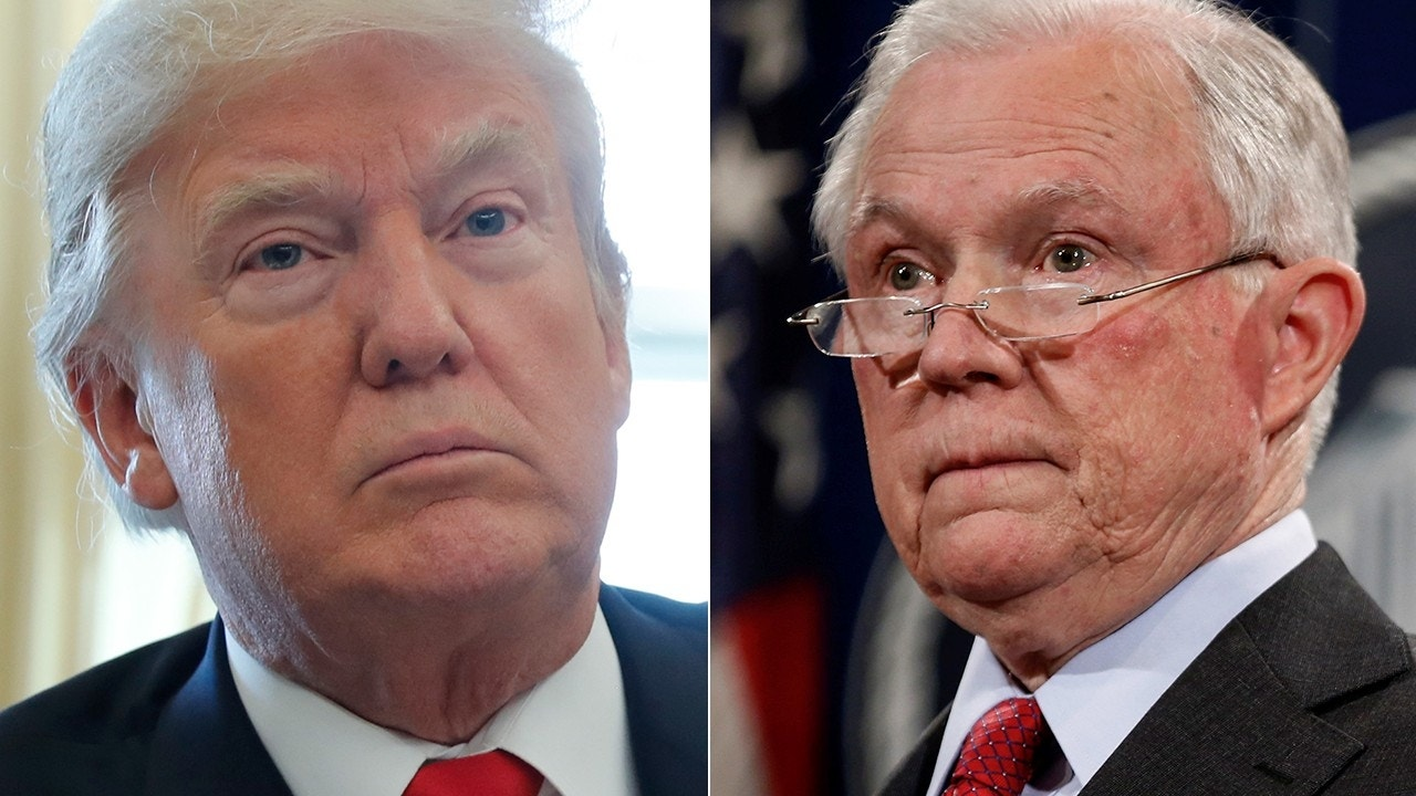 Trump partly blames Sessions for Republican loss in Alabama: report