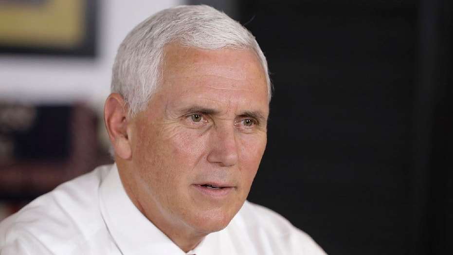 Aspen Neighbors Hung a Gay Pride Flag in Mike Pence's Driveway