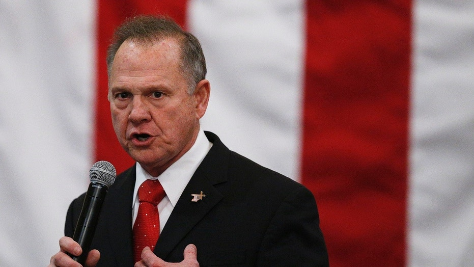 Accuser sues Moore and his campaign for defamation