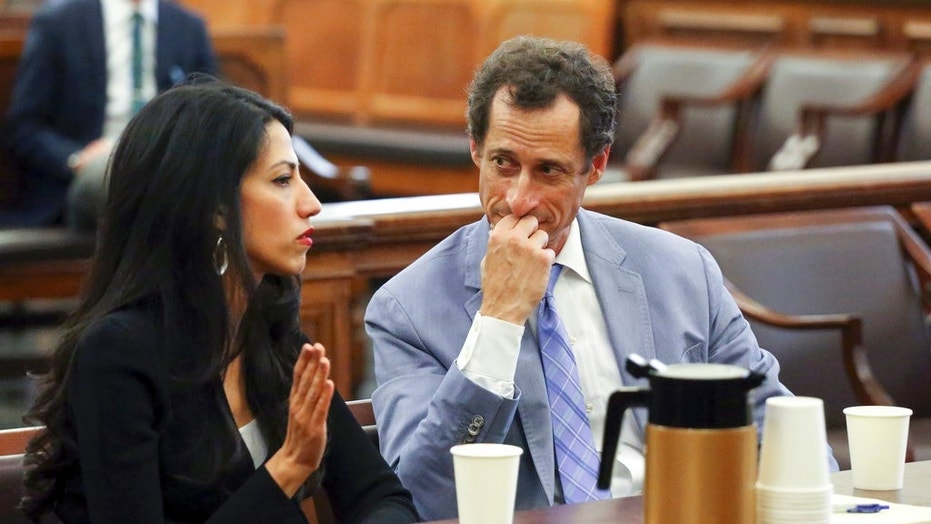Stunning Report: Huma Abedin and Anthony Weiner Call off Divorce