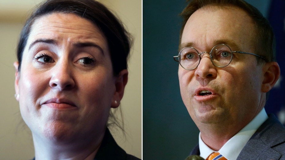 US judge denies effort to stop Mulvaney from heading consumer watchdog
