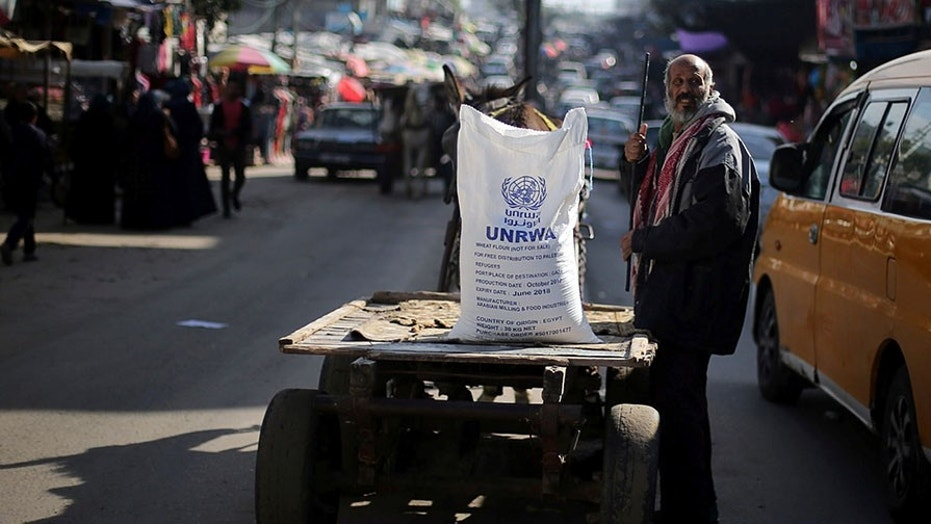 The Trump administration is mulling cutting funding to UNRWA.