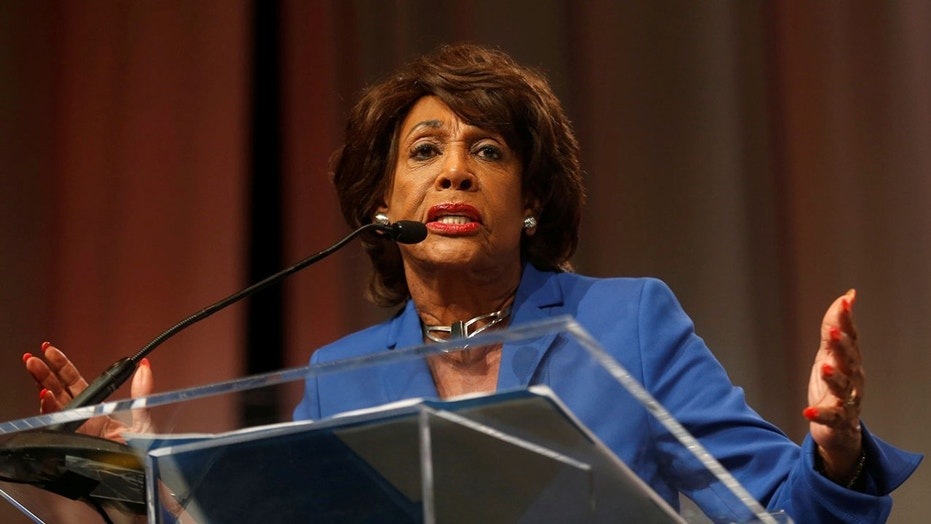 Rep. Maxine Waters says she will boycott President Trump's State of the Union address.