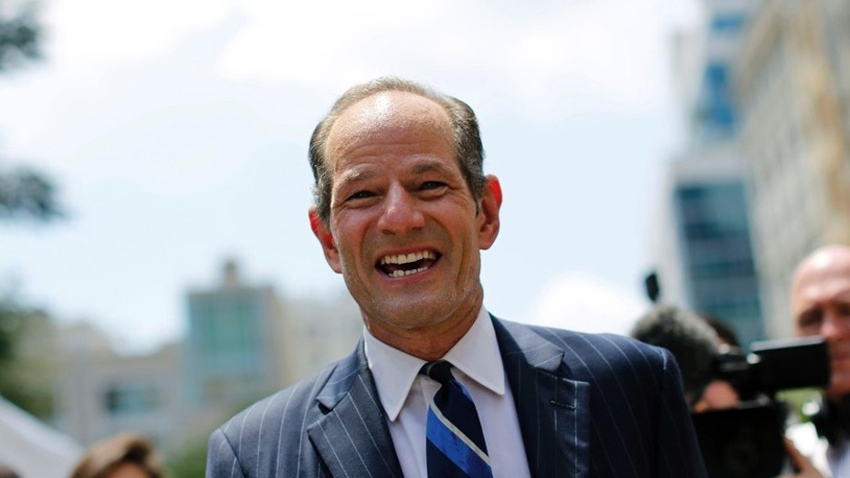 NYPD Investigating Claim Spitzer Threatened to Stab Restaurant Patron