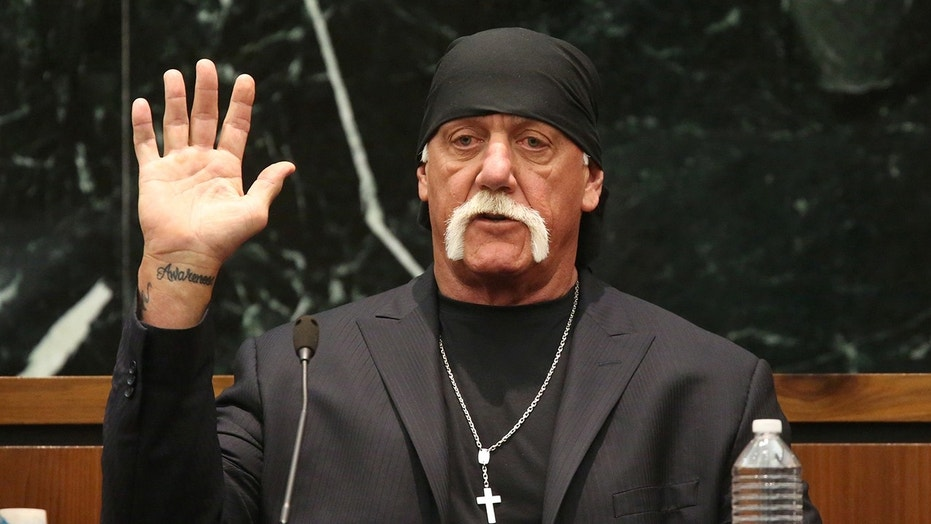 Hulk Hogan says he wants to join The Bullet Club