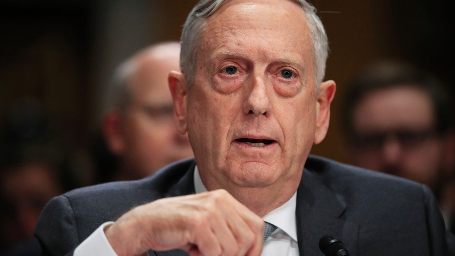 U.S. Defense Secretary Jim Mattis praised Vietnam on Wednesday for supporting U.N. sanctions against North Korea.