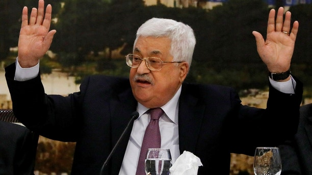 Image result for mahmoud abbas nikki haley
