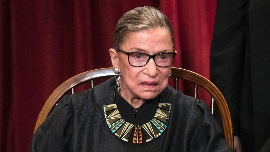 Ruth Bader Ginsburg, Jewish Congresswoman To Skip State Of The Union