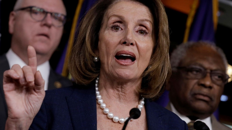 Democrat hits Pelosi over 'make America white again' comment