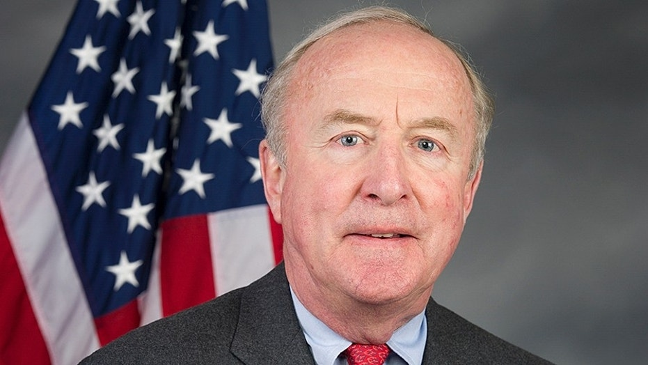 House Appropriations Committee Chairman Rodney Frelinghuysen is retiring