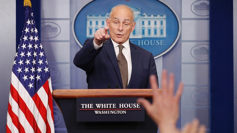 Gregory Salcido Should 'Go To Hell' For Degrading Military, John Kelly Says