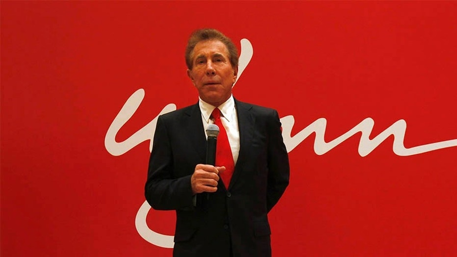 Casino mogul Steve Wynn resigned Tuesday as CEO of Wynn Resorts, the company said in a statement.