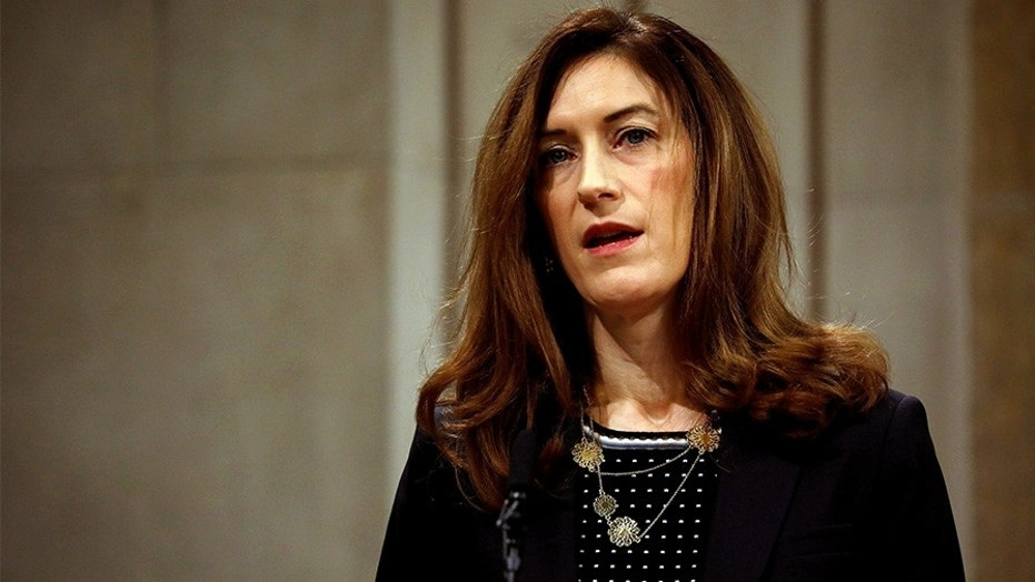 Rachel Brand, the associate attorney general in the Department of Justice, is stepping down from her position, Fox News has confirmed.