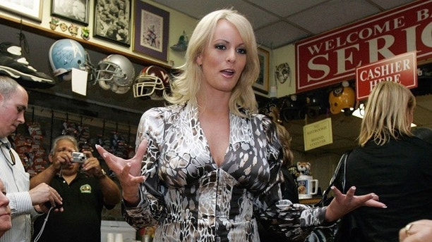 Stormy Daniels seen in 2009. Michael Cohen President Trump's personal lawyer said he paid her $130,000 out of his own pocket